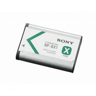 SONY リチイムイオンバッテリー NP-BX1 海外パッケージ 予備バッテリー(その他)