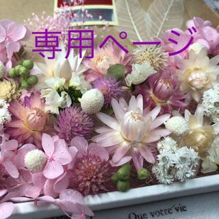 YU様♡専用ページ(ドライフラワー)