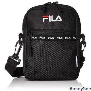 FILA - ★ フィラ FILA ショルダー FM2104 ロゴテープミニショルダー 112