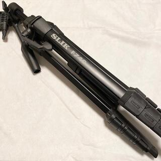 スリック(SLICK)のSLIK F740 カメラ三脚 美品(その他)