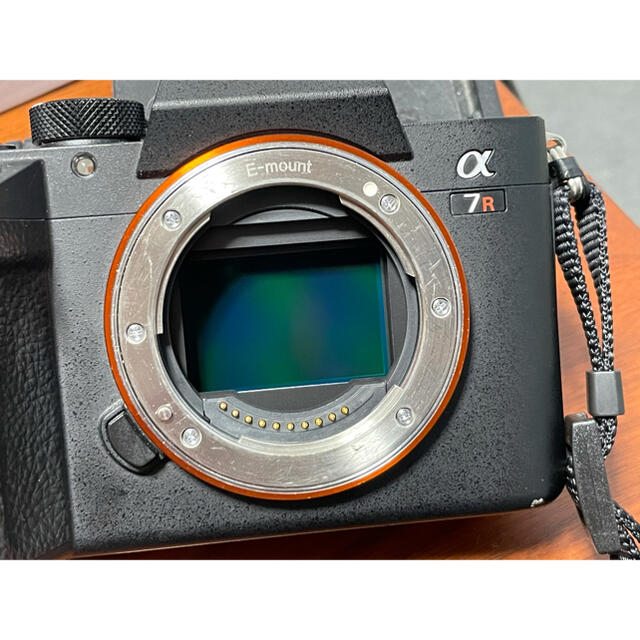 SONY(ソニー)のSONY α7RⅢ ILCE-7RM3 ボディ スマホ/家電/カメラのカメラ(ミラーレス一眼)の商品写真