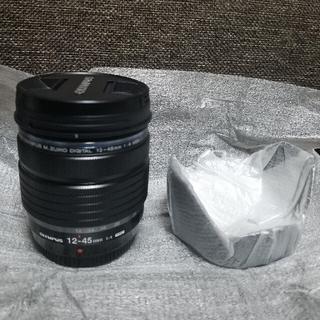 オリンパス(OLYMPUS)のOLYMPUS  M.ZUIKO ED 12-45mm F4.0 PRO(レンズ(ズーム))