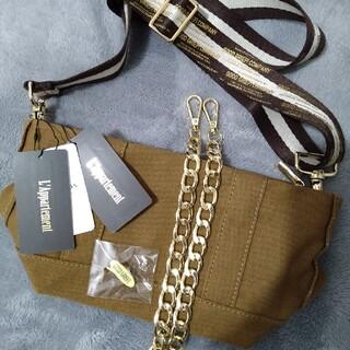 アパルトモンドゥーズィエムクラス(L'Appartement DEUXIEME CLASSE)のL'Appartement【GOOD GRIEF】Belt&Cluch Bag(クラッチバッグ)