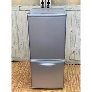 パナソニック(Panasonic)の京都から パナソニック 冷蔵庫 138L  冷凍冷蔵庫 2ドア(冷蔵庫)