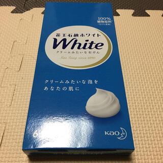 花王 - 花王ホワイト(花王石鹸ホワイト) 85g 6個入り