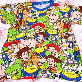 Disney - ディズニー トイストーリー Tシャツ