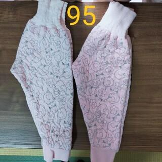 ニシマツヤ(西松屋)の95cm スペアパンツ 2枚 (パジャマ)