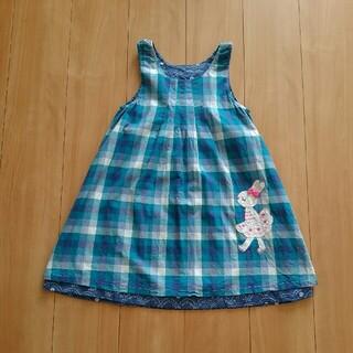 KP - KP☆mimiちゃんリバーシブルジャンパースカート130