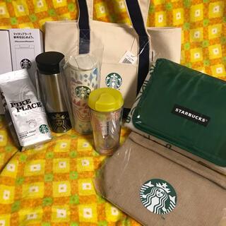 スターバックスコーヒー(Starbucks Coffee)のスターバックス 福袋 STARBUCKS スタバ ステンレスタンブラー さくら (タンブラー)