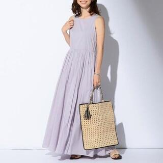 Demi-Luxe BEAMS - 未使用♡夏のレディのドレス♡マリハ MARIHA