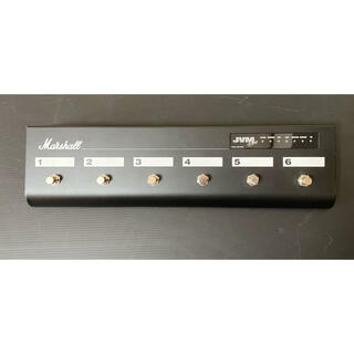Marshall JVM フットスイッチ 6ch PEDL-00044 【美品】(ギターアンプ)