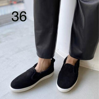 L'Appartement DEUXIEME CLASSE - 【CAMINANDO/カミナンド】Mouton Sneakers  36
