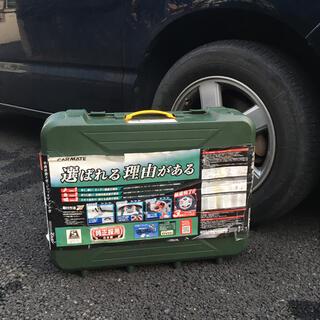 【値下げ中】非金属タイヤチェーン バイアスロンクイックイージーQE10