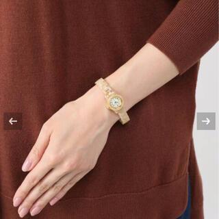 イエナ(IENA)の新品 HIROB Sur Mesure Mini Aneth 腕時計(腕時計)
