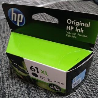 ヒューレットパッカード(HP)のhp 61XL 黒 Black 増量 インクカートリッジ(PC周辺機器)