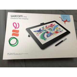 ワコム(Wacom)のwacom one ペンタブ 液タブ ワコム 液晶タブレット(PC周辺機器)