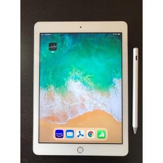 Apple - iPad 128GB パームレスト無視機能タッチペン付き