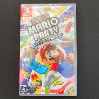 ニンテンドースイッチ(Nintendo Switch)のスーパーマリオパーティージョイコンセット ソフトのみ(家庭用ゲームソフト)
