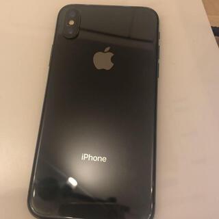 iPhoneX 64GB SIMフリー iPhone X