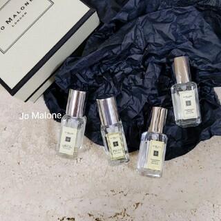Jo Malone - 【セット】Jo Malone ミニコロン 4本 香水 フレグランス ユニセックス