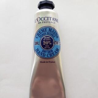 ロクシタン(L'OCCITANE)のロクシタン シアハンドクリーム 30ml(ハンドクリーム)