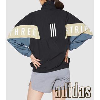 adidas - adidas ジャージ スリーフトライプスワーディングウーブンジャケット