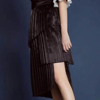 ROSE BUD - sister jane  シスタージェーン プリーツスカート