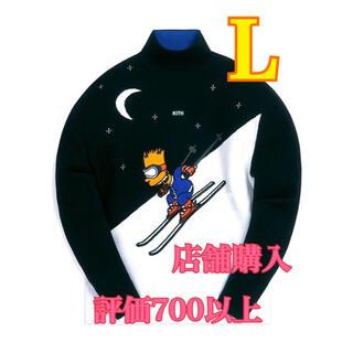 シンプソン(SIMPSON)の★L★KITH SIMPSONS TURTLENECK SKI SWEATER(ニット/セーター)