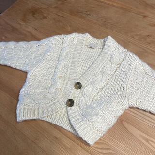 petit main - プティマイン セーター Sサイズ