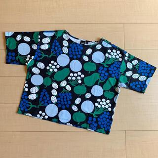 marimekko - UNIQLO×marimekko  Tシャツ【ピエニトリ】