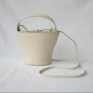 Drawer - pottery bag /e'cru   ayako bag
