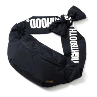 NEIGHBORHOOD - TIGHTBOOTH  NEIGHBORHOOD ROCKY BAG BLACK