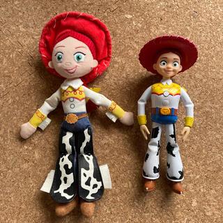 トイ・ストーリー - トイストーリー ジェシー ドール 人形 しゃべる