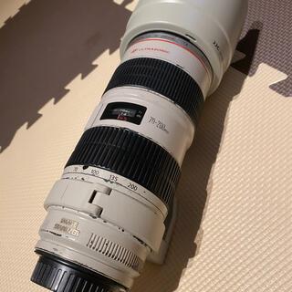キヤノン(Canon)のcanon EF 70-200mm F2.8L IS USM(レンズ(ズーム))