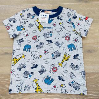 mikihouse - 【2019年新作】ミキハウス 動物 アニマル Tシャツ 110