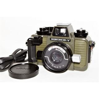 ニコン(Nikon)の【美品】Nikon NIKONOS Ⅴ NIKKOR 35mm F2.5 ニコン(フィルムカメラ)