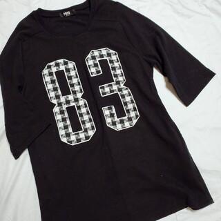 Used ロングTシャツ(Tシャツ(長袖/七分))