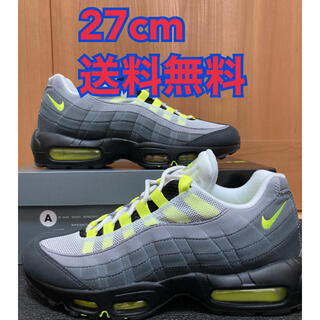 NIKE - 即日発送 NIKE AIR MAX 95 OG NEON YELLOW 27cm