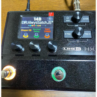 HX STOMP(エフェクター)