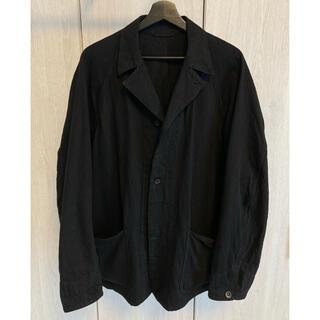 COMOLI - comoli デニムワークジャケット サイズ3 ブラック コモリ 黒