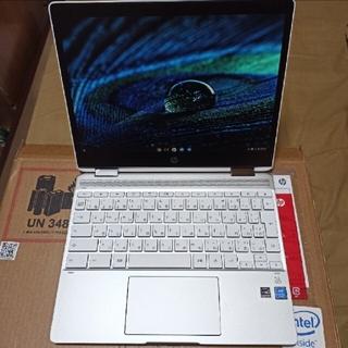 ヒューレットパッカード(HP)のHP Chromebook x360 12b 8MD65PA-AAAC(ノートPC)