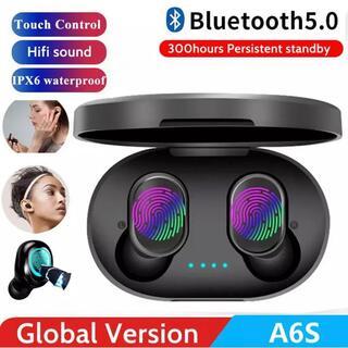 【最新進化版 小型】Bluetooth イヤホン ワイヤレス イヤホン(ヘッドフォン/イヤフォン)