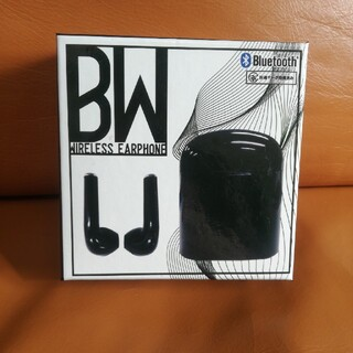BW ワイヤレスイヤフォン (ヘッドフォン/イヤフォン)