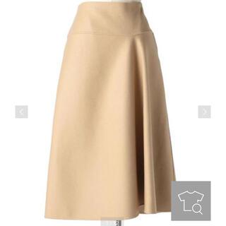 Drawer - 【新品】Drawer ウールケヌキアシンメトリースカート