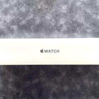 Apple - Apple Watch SE GPSモデル 40mm スペースグレイ