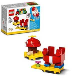 レゴ(LEGO) スーパーマリオ プロペラマリオ パワーアップ パック 7137(積み木/ブロック)