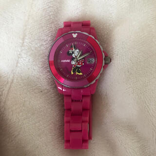 ディズニー(Disney)のミニーちゃん 腕時計(腕時計)