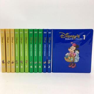 ディズニー(Disney)の2009年購入!ストレートプレイDVD 字幕あり 旧子役 ディズニー英語システム(知育玩具)