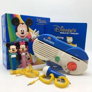ディズニー(Disney)の2008年購入!両面デジタルトークアロング ディズニー英語システム DWE(知育玩具)