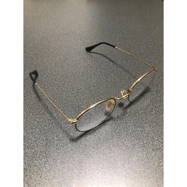 Ray-Ban(レイバン)のレイバン メガネ 新品 未使用 メンズのファッション小物(サングラス/メガネ)の商品写真